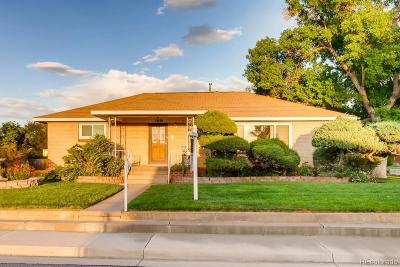 Commerce City Single Family Home Active: 7020 Kearney Court