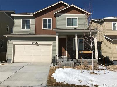 Castle Rock Single Family Home Active: 4070 Trail Stone Circle