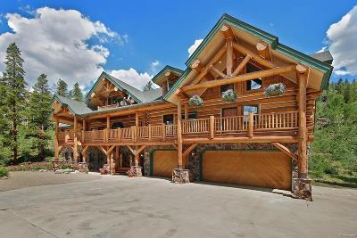 Summit County Single Family Home Sold: 633 Montezuma Road