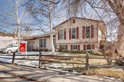 Lafayette Single Family Home Under Contract: 806 Glenwood Drive