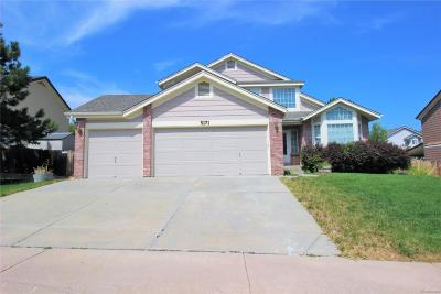 Centennial Single Family Home Active: 5171 South Gibraltar Court