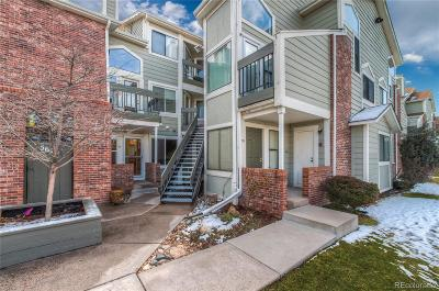 Arvada Condo/Townhouse Under Contract: 5620 West 80th Place #58