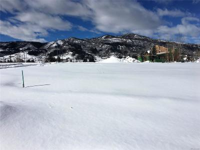 Steamboat Springs Residential Lots & Land Under Contract: 2738 Bronc Buster Loop