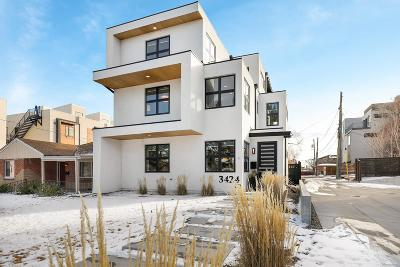 Denver Single Family Home Under Contract: 3424 West 18th Avenue