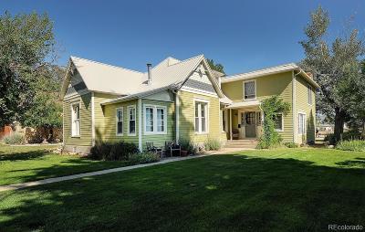 Salida Single Family Home Active: 326 Ouray Avenue