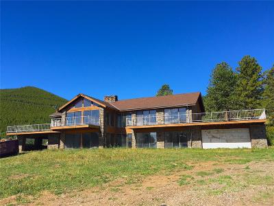 Single Family Home Active: 33871 Golden Gate Canyon Road