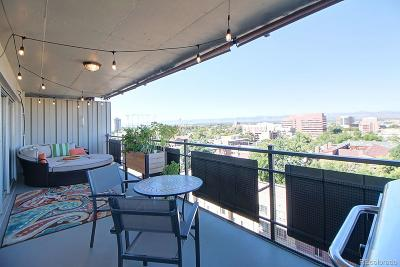 Denver Condo/Townhouse Active: 669 Washington Street #706