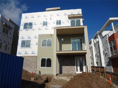 Denver Condo/Townhouse Active: 2737 West 24th Avenue #1