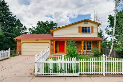 Briargate Single Family Home Under Contract: 2612 Legend Drive
