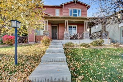 Reunion Single Family Home Under Contract: 17522 Parkside Drive