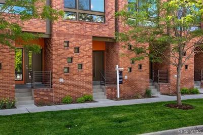 Denver Condo/Townhouse Active: 2200 Tremont Place #3