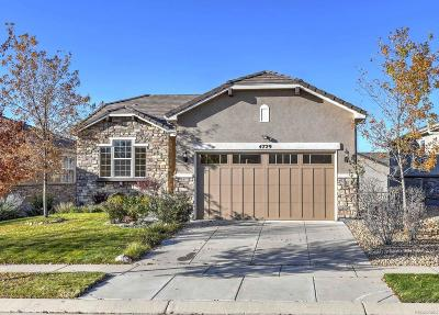 Broomfield CO Single Family Home Under Contract: $550,000