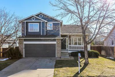 Aurora CO Single Family Home Active: $368,900