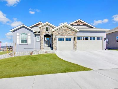 Monument Single Family Home Active: 1215 Night Blue Circle