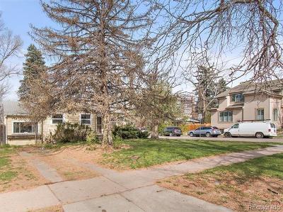 Denver Single Family Home Active: 2401 South Josephine Street