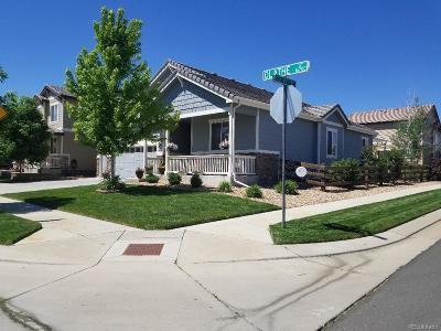 Commerce City Single Family Home Active: 9727 Olathe Street