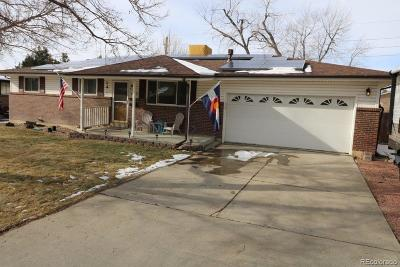 Aurora Single Family Home Active: 625 South Wheeling Street