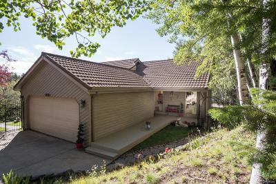 Evergreen Single Family Home Active: 7197 Aspen Meadow Drive