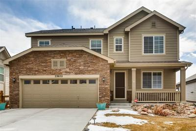 Centennial Single Family Home Active: 22652 East Bellewood Drive