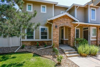 Highlands Ranch Condo/Townhouse Active: 252 Whitehaven Circle