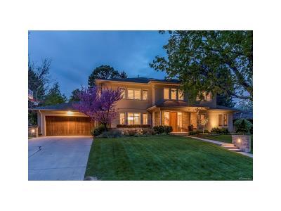 Single Family Home Sold: 125 Krameria Street
