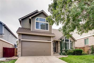 Arvada Single Family Home Under Contract: 10024 West 81st Circle