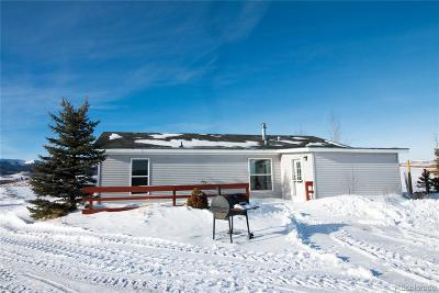 Yampa Single Family Home Under Contract: 23955 County Road 15