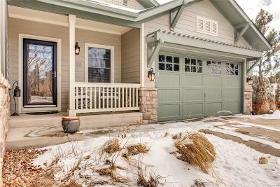 Littleton Single Family Home Under Contract: 6780 South Quail Lane