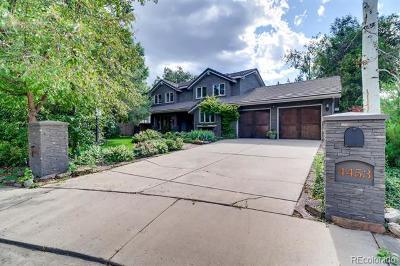 Boulder Single Family Home Active: 4453 Pali Way