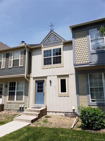 Lakewood Condo/Townhouse Active: 9739 West Cornell Place