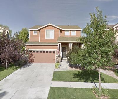 Commerce City Single Family Home Active: 10515 Scranton Way
