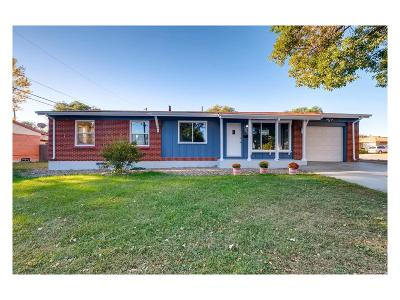 Evergreen, Arvada, Golden Single Family Home Active: 5082 West 65th Place