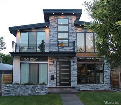 Denver Single Family Home Active: 1401 South Garfield Street