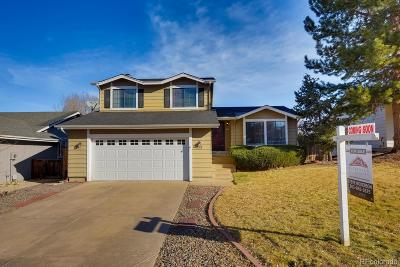 Highlands Ranch Single Family Home Under Contract: 513 Southpark Road