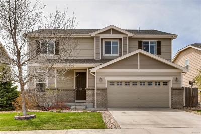 Thornton Single Family Home Active: 13673 Krameria Way