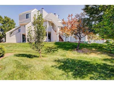 Thornton Condo/Townhouse Under Contract: 8701 Huron Street #6-209
