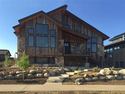 Steamboat Springs CO Single Family Home Under Contract: $1,679,000