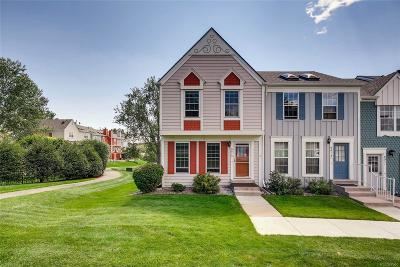 Littleton Condo/Townhouse Under Contract: 9515 West Ontario Drive