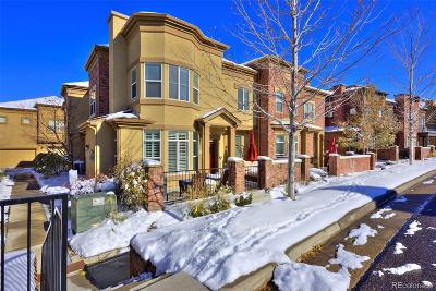 Highlands Ranch Condo/Townhouse Active: 9480 Cedarhurst Lane #B