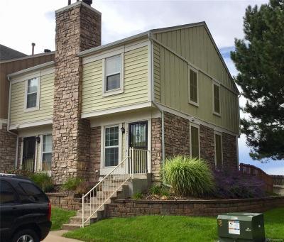 Aurora Condo/Townhouse Under Contract: 1231 South Idalia Street