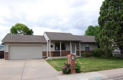 Evans Single Family Home Under Contract: 3225 15th Avenue