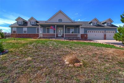 Bennett Single Family Home Under Contract: 910 Green Gables Court