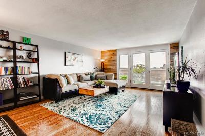 Denver Condo/Townhouse Active: 1029 East 8th Avenue #1204