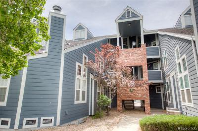 Westminster Condo/Townhouse Under Contract: 11187 Alcott Street #B