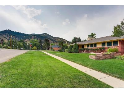Boulder Single Family Home Active: 707 Cascade Avenue
