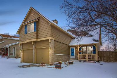 The Meadows Single Family Home Active: 5865 South Meadow Lark Place