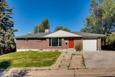 Centennial Single Family Home Active: 2651 East Weaver Avenue