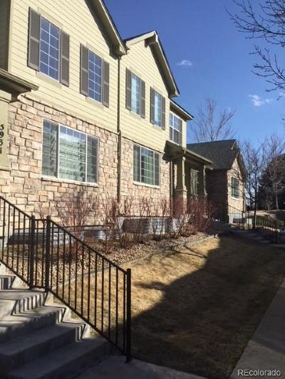 Littleton Condo/Townhouse Under Contract: 5941 South Wright Court