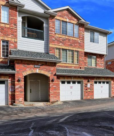 Thornton Condo/Townhouse Under Contract: 8952 Fox Drive #7-201