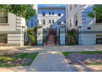 Denver Condo/Townhouse Active: 215 East 11th Avenue #B1